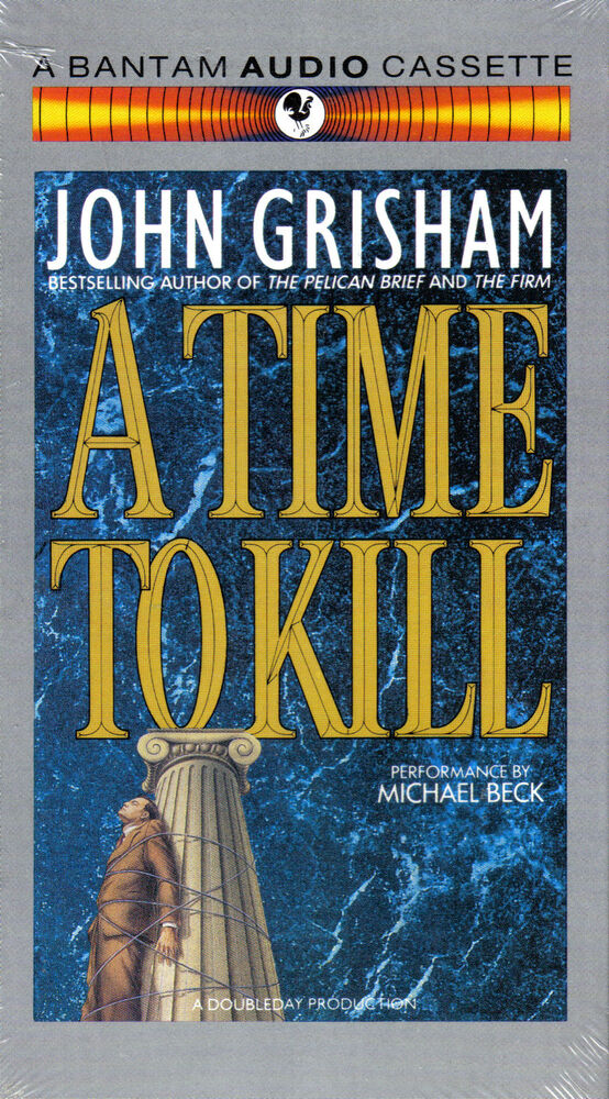 A time to Kill book movie Full cast