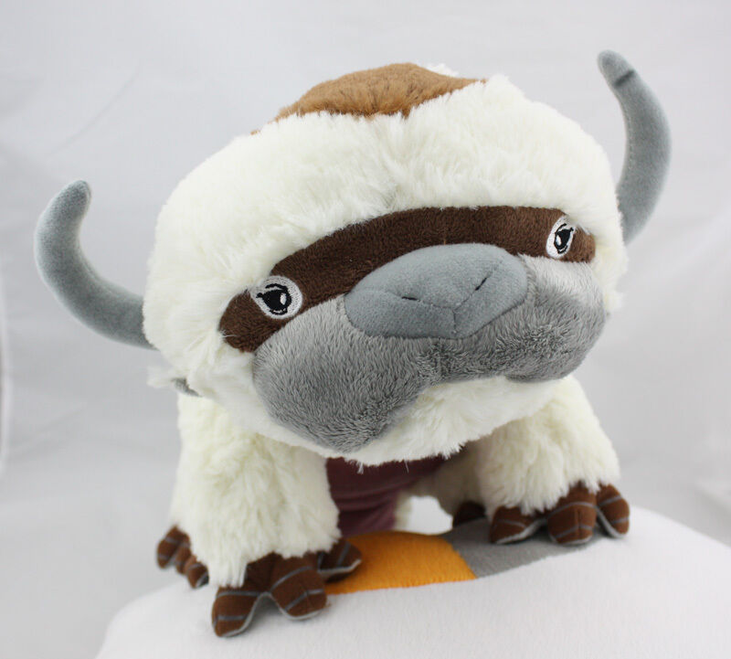 "The Last Airbender Movie Appa: The Last Airbender Resource 20"" Appa Avatar Stuffed Plush"