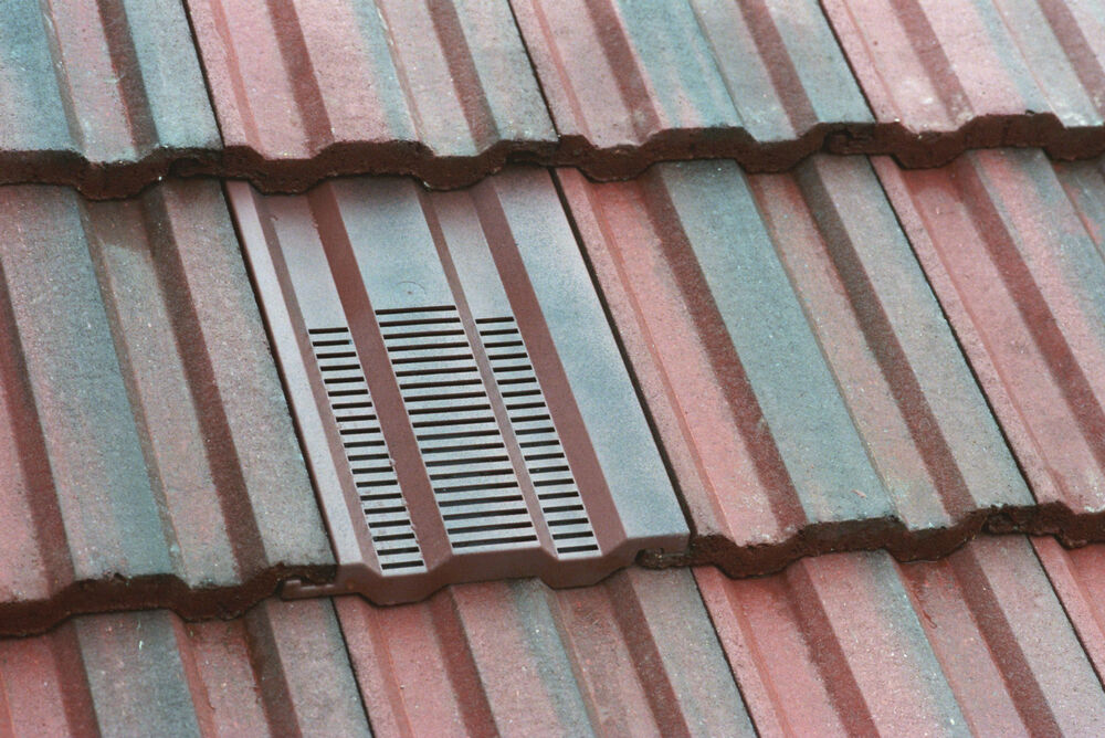 15x9 Roof Tile Vent To Fit Marley Ludlow Plus Redland 49