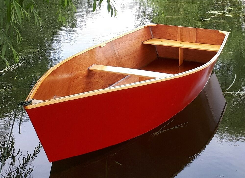 Boat Building Plans for PEVENSEY 10 Plywood Dinghy by ...