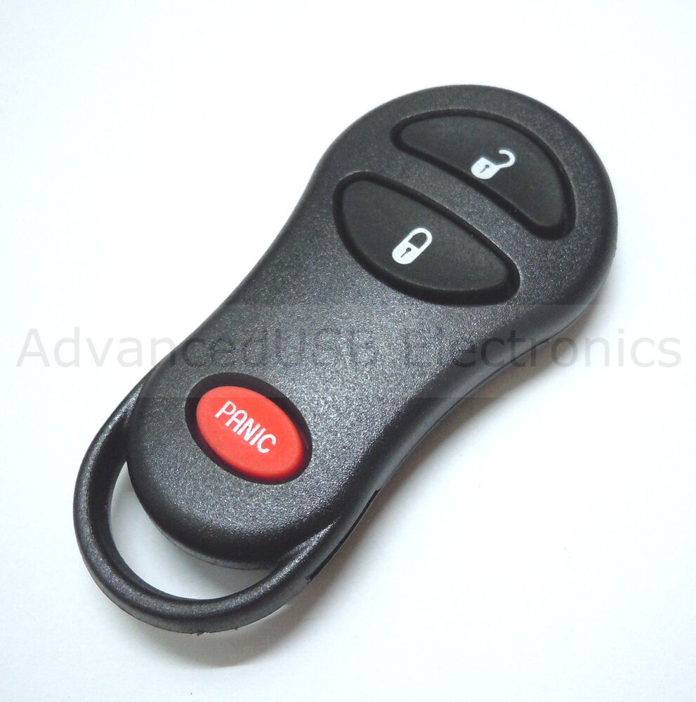 KEYLESS ENTRY KEY REMOTE FOB CASE & PAD REPLACEMENT ONLY