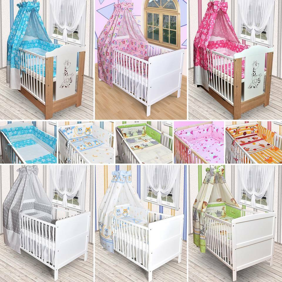 baby bettw sche himmel nestchen bettset 100x135cm f r. Black Bedroom Furniture Sets. Home Design Ideas