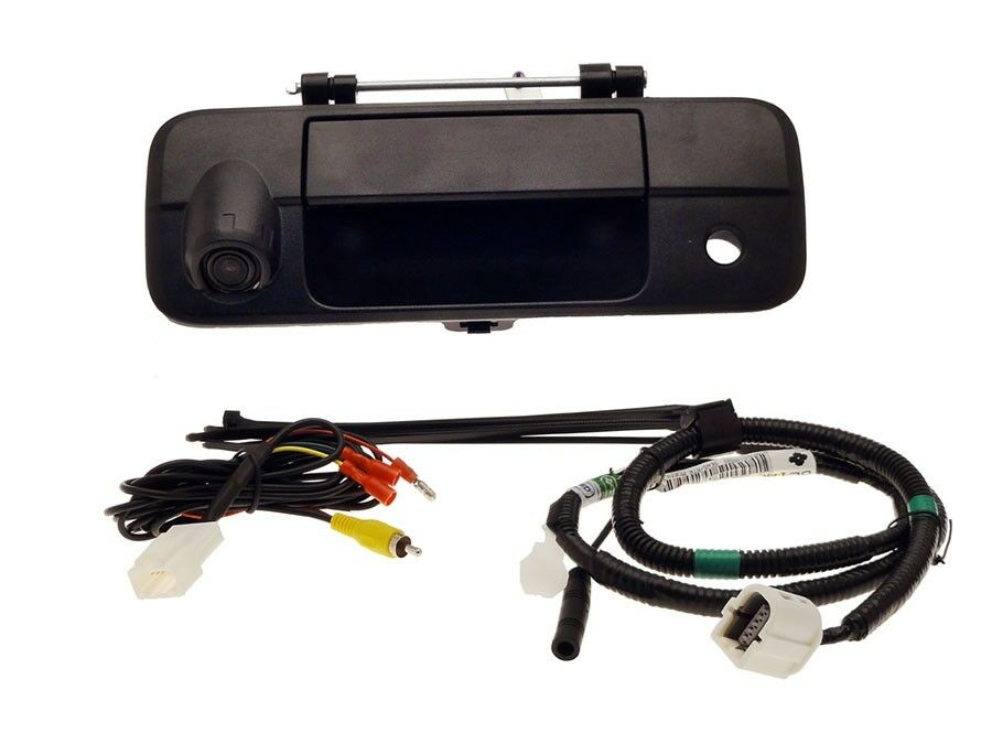 Oem Toyota Tundra Backup Camera Kit