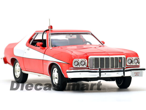 greenlight 1 18 starsky and hutch 1976 ford gran torino. Black Bedroom Furniture Sets. Home Design Ideas