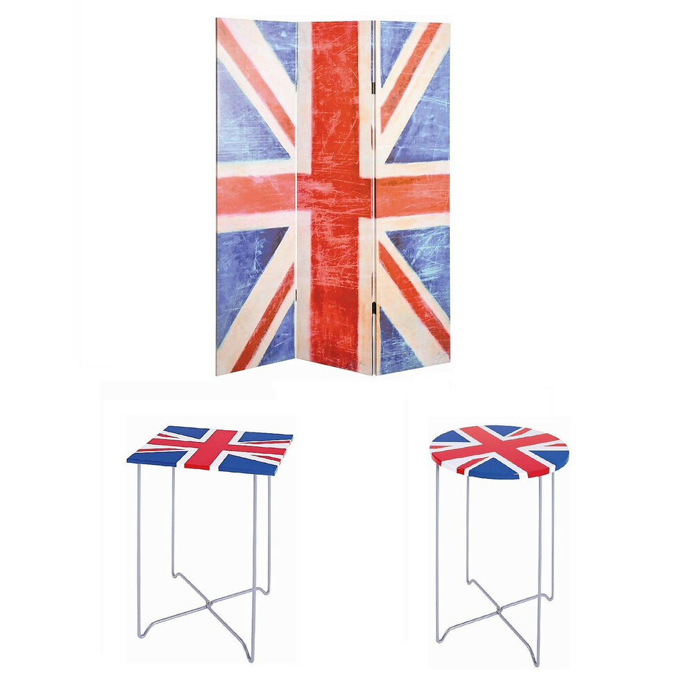 union jack furniture room dividers folding chairs