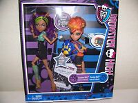 MONSTER HIGH CLAWDEEN WOLF & HOLWEEN WOLF EXCLUSIVE PACK NEW