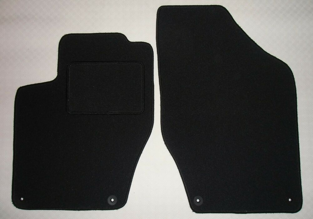tapis de sol auto sur mesure pour peugeot 308 version 1 de 2007 08 2013 ebay. Black Bedroom Furniture Sets. Home Design Ideas