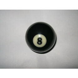NEW 8 Ball BILLIARD POOL TABLE Replacement Regular Size 2 1/4