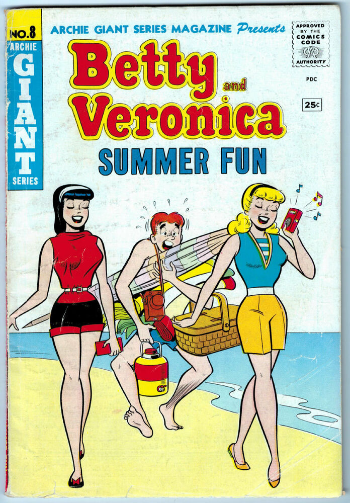 betty and veronica summer sex