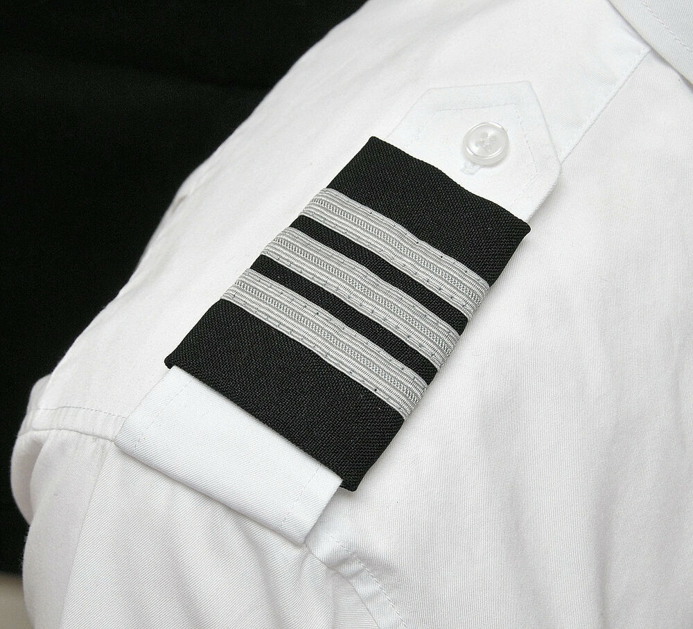 Aerophoenix Professional Pilot Uniform Epaulets Three