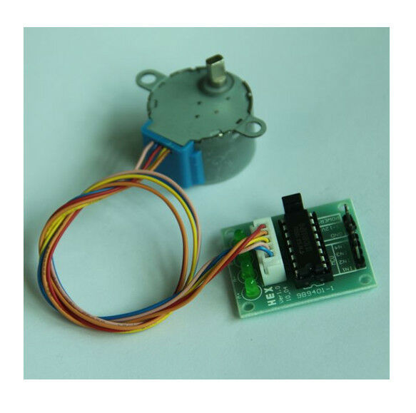 5v 4 Phase 5 Wire Stepper Motor Uln2003 Driver Board For