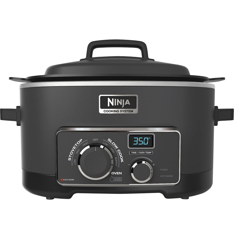 Food Warmer Oven ~ Ninja in cooking system slow cooker food warmer pot