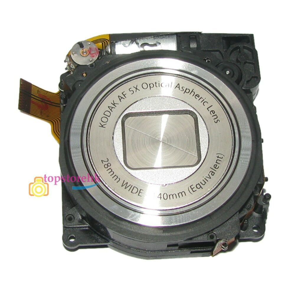 Lens Replacement Parts : Zoom optical lens unit assembly repair part replacement