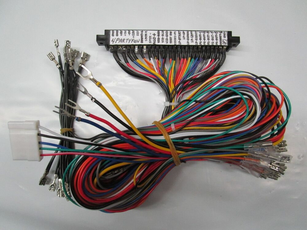 s l1000 jamma wiring harness multicade new 60 in 1 arcade game cabinet wiring harness ls1 at soozxer.org
