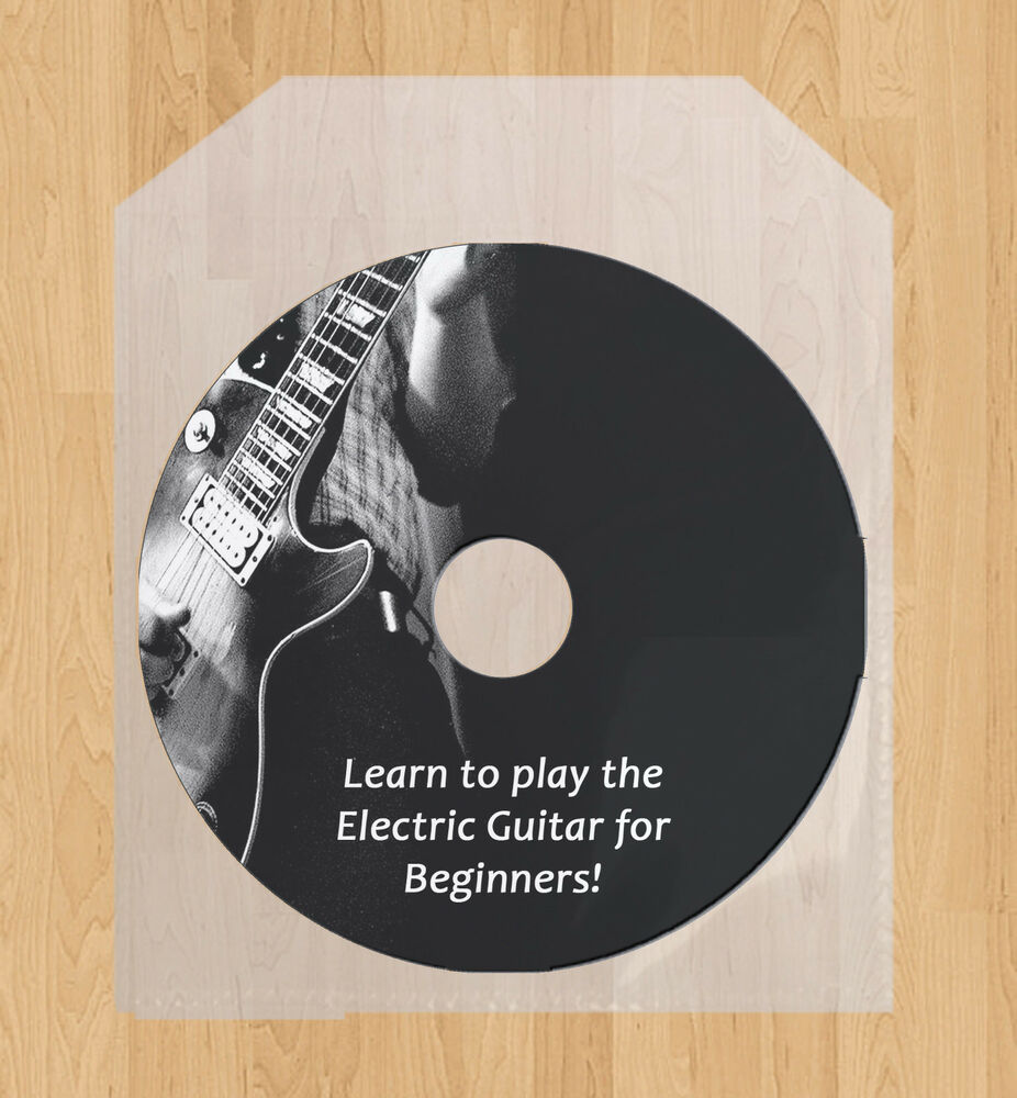 learn how to play the electric guitar lessons dvd video guide tutorial tuition ebay. Black Bedroom Furniture Sets. Home Design Ideas