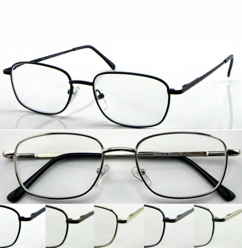 c63d5aeceb16 Metal Frame Reading Glasses Uk