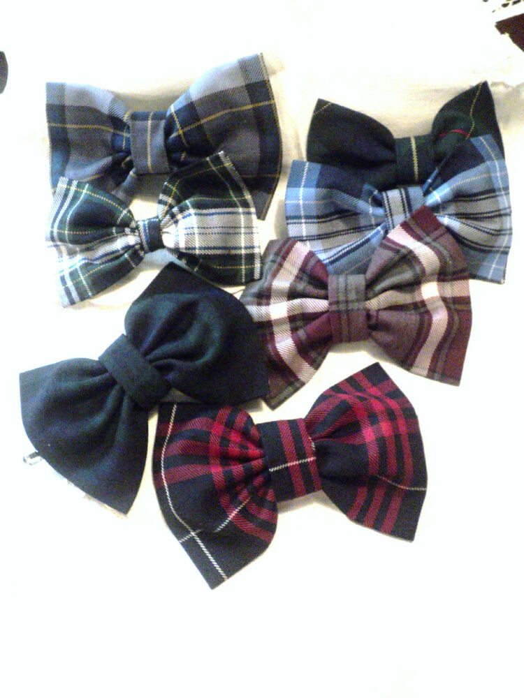 Twinkle Bows And Toes School Uniform Hair Bow Matches