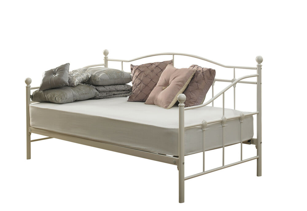 Single Metal Daybed Frame