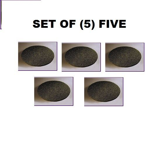 17 floor maintenance pads 5 black stripping buffing for 17 floor buffer pads