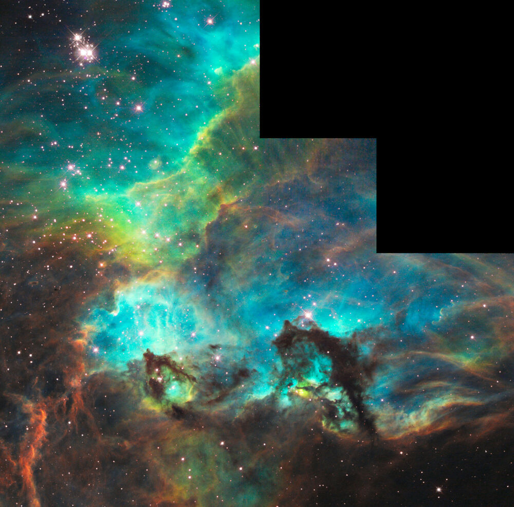 hubble space telescope star 2 - photo #12