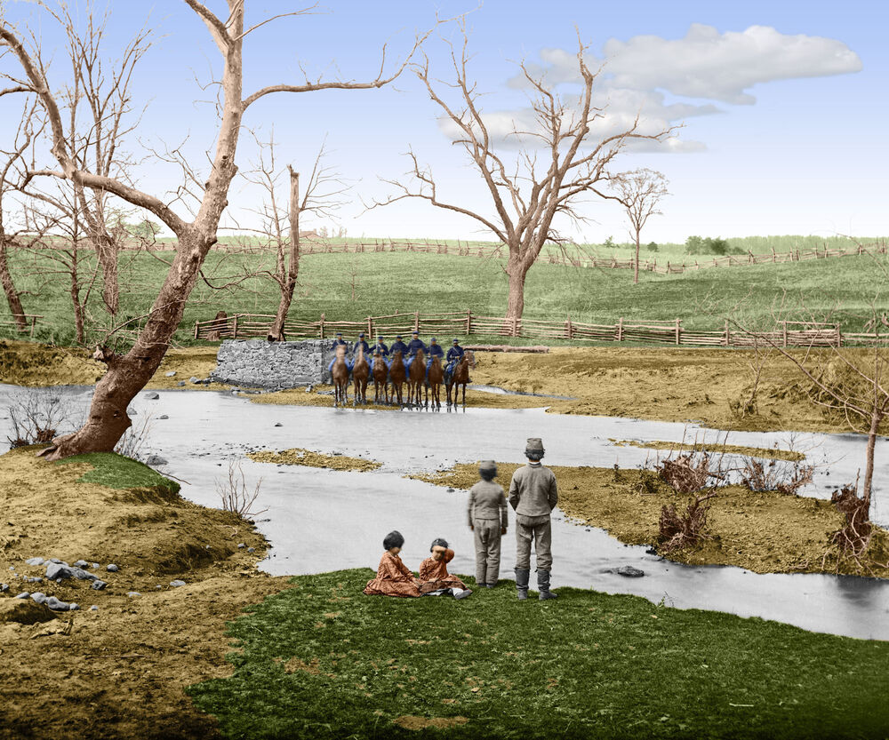 an introduction to the history of bull run or manassas The pit is from the second battle of bull run (also known as the second battle of manassas) took place on august 28-30, 1862 the other soldier was shot with an enfield bullet that is still lodged high up his femur.