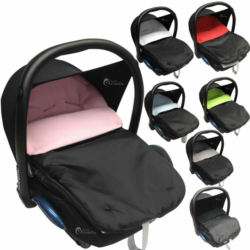 Cosy Cover For Car Seat