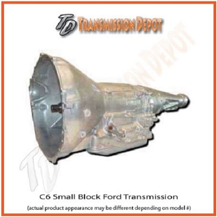 Ford C4 Small Bellhousing: Ford C6 Transmission Small Block Stage 1 Free Torque