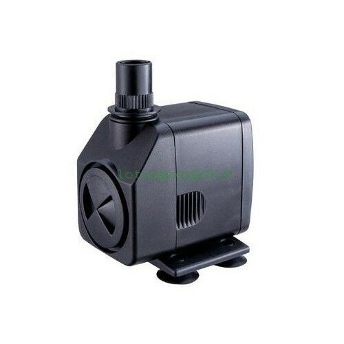 400 Gph Submersible Fountain Waterfall Water Pump W