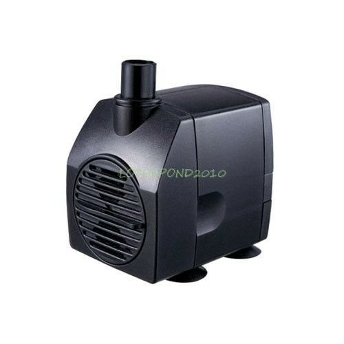 200 Gph Submersible Fountain Waterfall Water Pump W