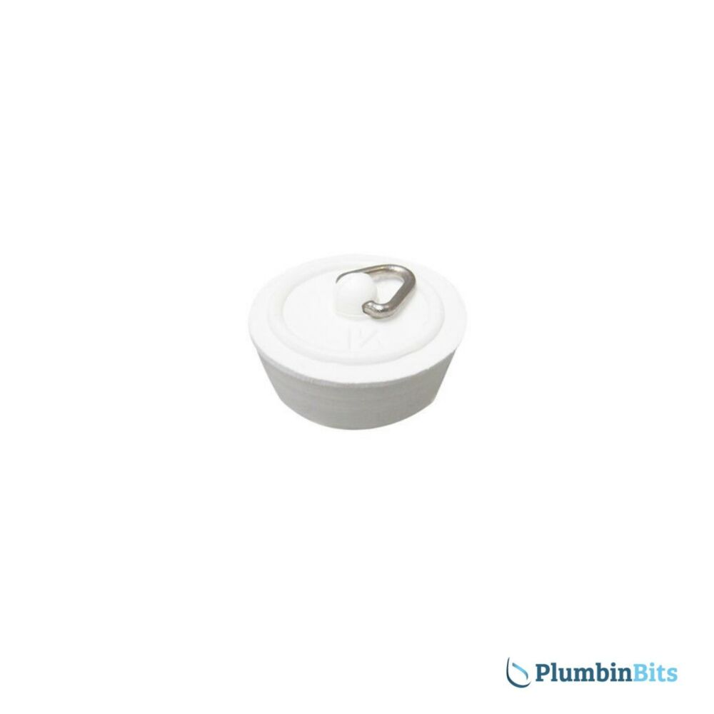 Replacement bath basin sink 1 1 4 32mm actual size white - Kitchen sink rubber gasket ...