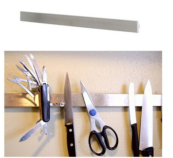 Ikea 16 Quot Magnetic Knife Rack Stainless Steel Scissors