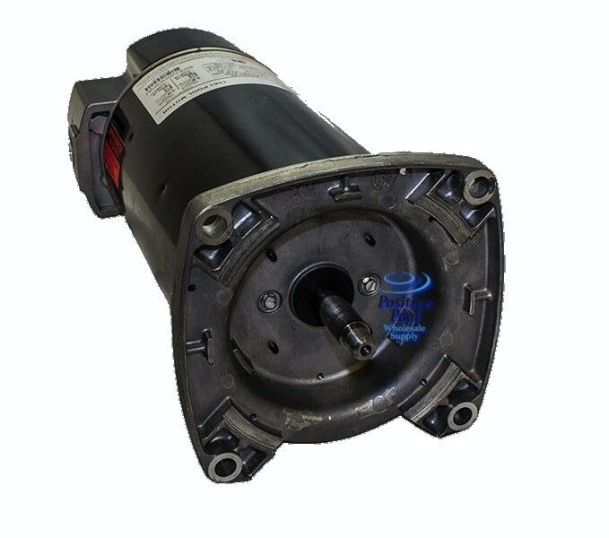 Emerson Us Motors Pool Pump Motor 1hp Square Eusq1102