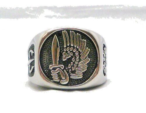 French Foreign Legion Ring Mercenary Soldiers Ring Ebay