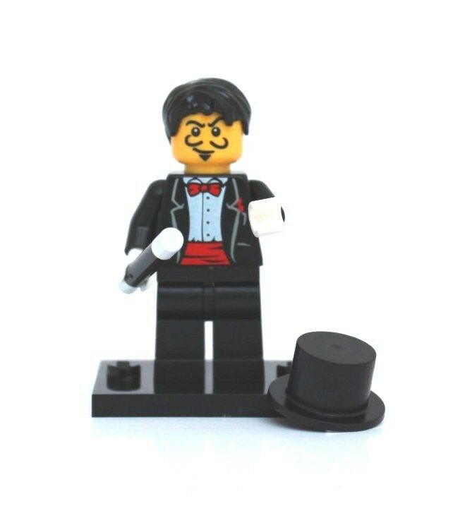 new lego minifigures series 1 8683 magician ebay. Black Bedroom Furniture Sets. Home Design Ideas