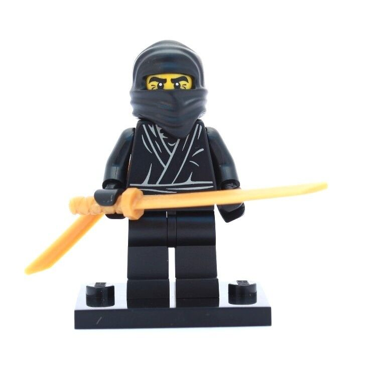 new lego minifigures series 1 8683 ninja ebay. Black Bedroom Furniture Sets. Home Design Ideas
