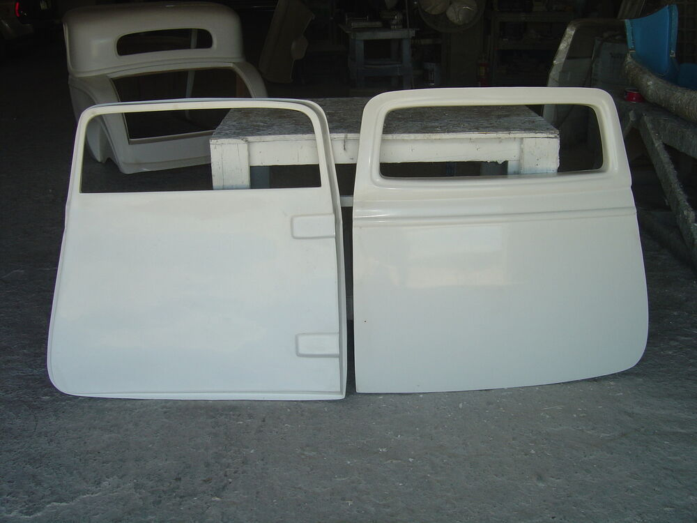 1932 Ford 3 Window Coupe Fiberglass Doors Ebay