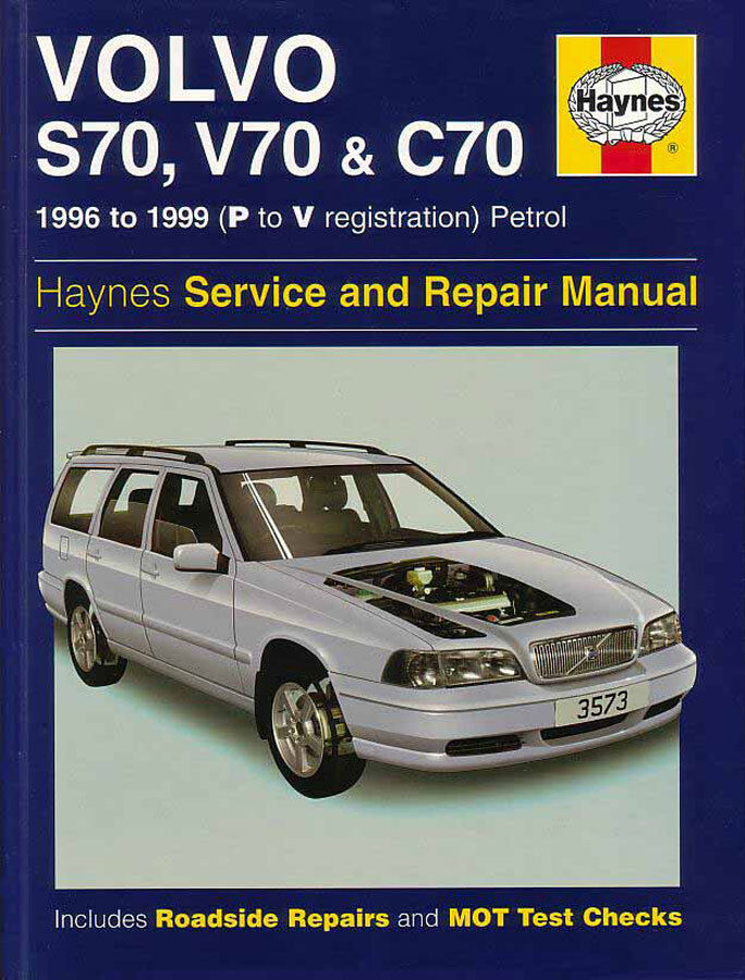 shop manual service repair book s70 v70 c70 volvo haynes chilton workshop guide ebay Haynes Workshop Manuals Ghost Haynes Workshop Manuals Ghost