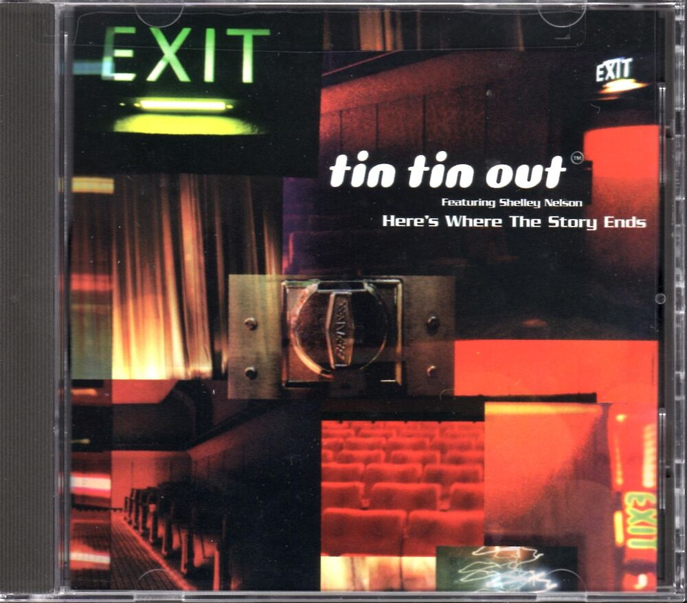 here 39 s where the story ends by tin tin out cd single brand new factory sealed ebay