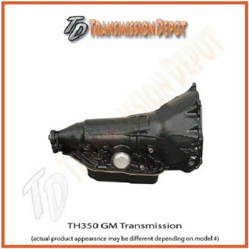 Chevy 350 Engine With Transmission For Sale: Chevy Turbo 350 2wd Street Strip Transmission 500 HP