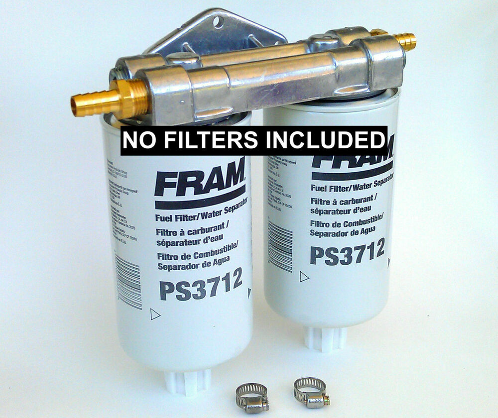 Discussion  Question About Remote Fuel Filters  Water Seperators