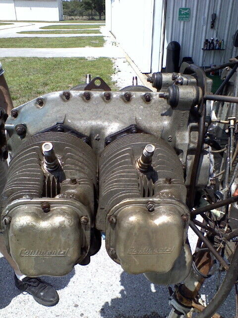 Continental o 200a aircraft engine for sale ebay for Aircraft motors for sale