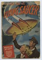 VIC TORRY and his FLYING SAUCER (1950) Bob Powell * Golden Age science fiction