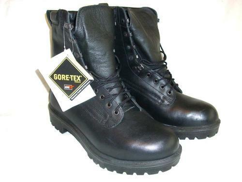 NEW**BRITISH ARMY ISSUE GORETEX PRO/PARA BOOTS SIZE 14S