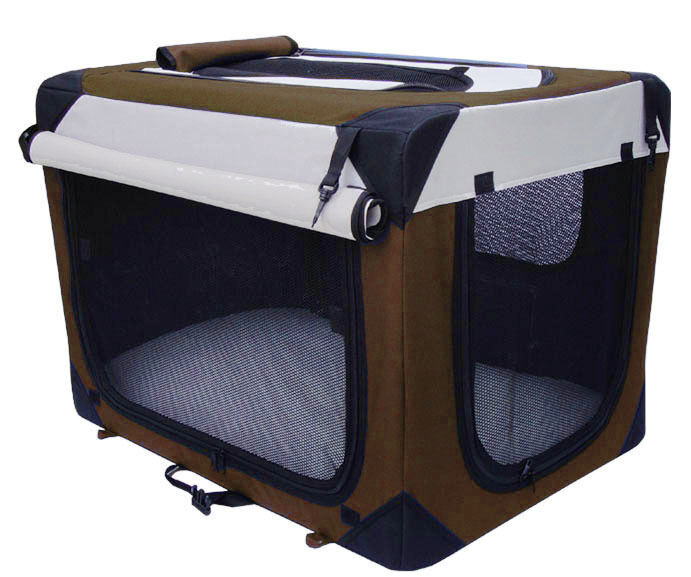 pocky pet hundetransportbox transportbox 7 gr en hunde. Black Bedroom Furniture Sets. Home Design Ideas