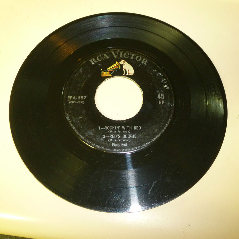 RCA Victor Record Dating - 45 RPM Records