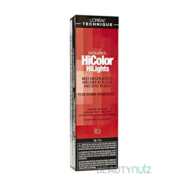 L Oreal Excellence Hicolor Hilights For Dark Hair 1 2 Oz