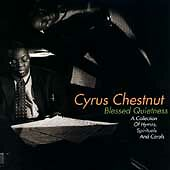 Blessed Quietness by Cyrus Chestnut (CD, 1996, Atlantic)BRAND NEW FACTORY SEALED