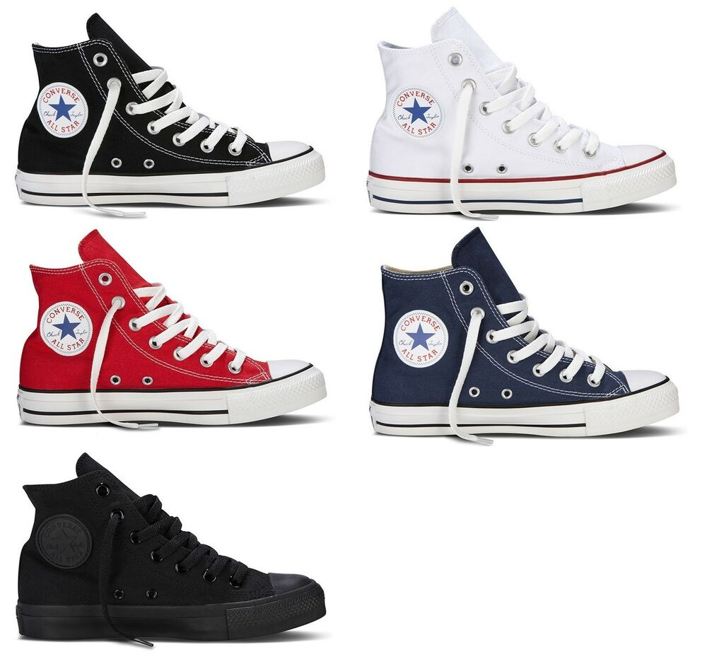 Converse High Chuck Taylor Trainer All Star AUTHENTIC ...