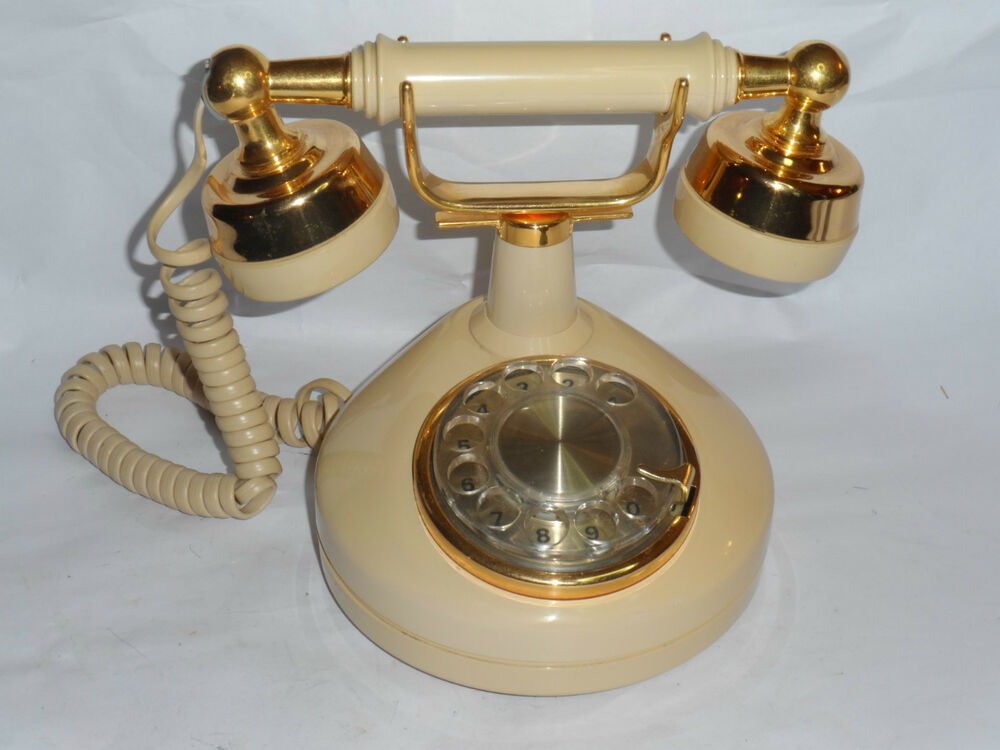vintage french phones wiring - photo #7