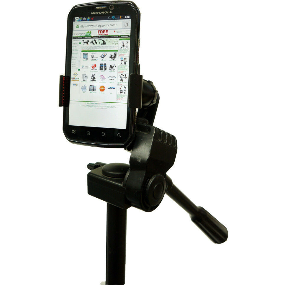 Apple iphone 4s 5s 6 Google Nexus 4 5 Video Camera Tripod ...